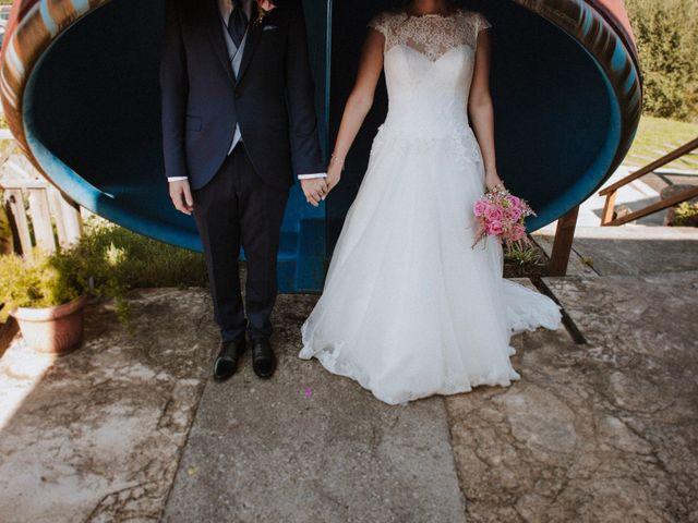La boda de Endika y Elena en Bilbao, Vizcaya 137