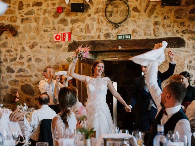 La boda de Endika y Elena en Bilbao, Vizcaya 139