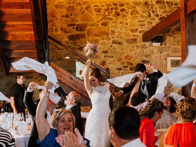 La boda de Endika y Elena en Bilbao, Vizcaya 140