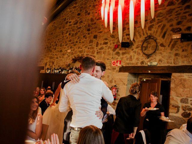 La boda de Endika y Elena en Bilbao, Vizcaya 153