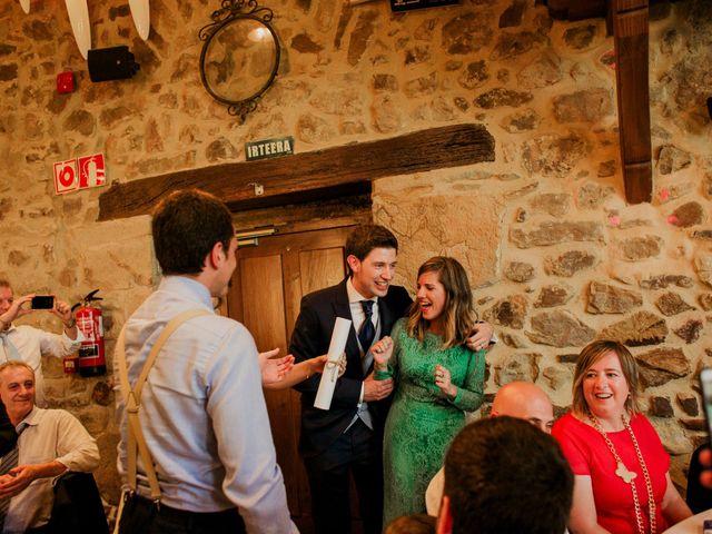 La boda de Endika y Elena en Bilbao, Vizcaya 154