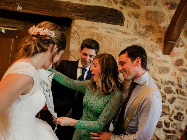 La boda de Endika y Elena en Bilbao, Vizcaya 155