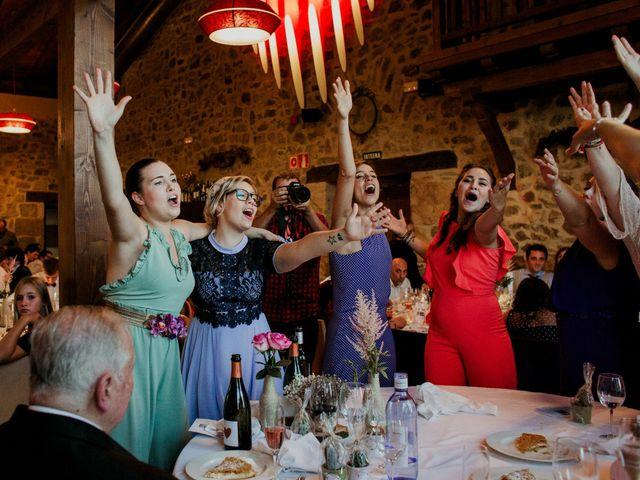 La boda de Endika y Elena en Bilbao, Vizcaya 157