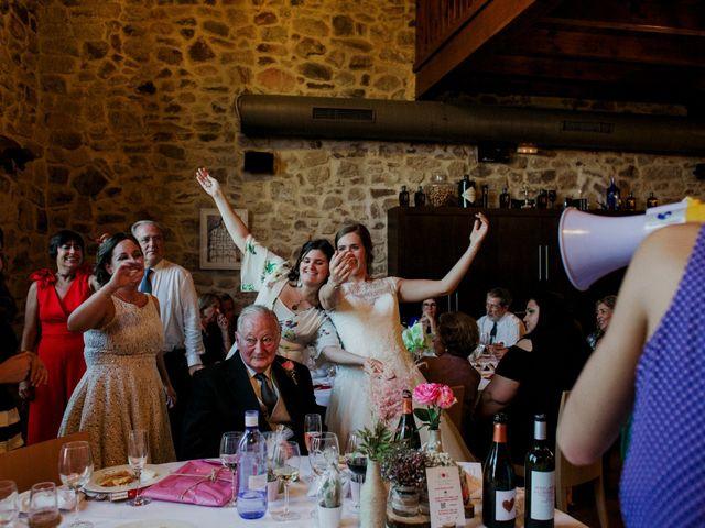 La boda de Endika y Elena en Bilbao, Vizcaya 158