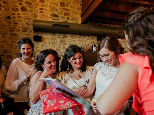 La boda de Endika y Elena en Bilbao, Vizcaya 159