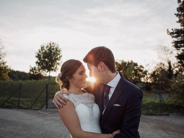 La boda de Endika y Elena en Bilbao, Vizcaya 160