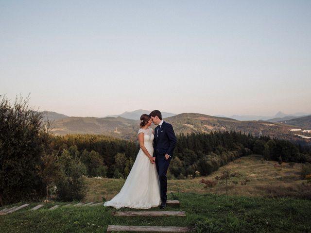 La boda de Endika y Elena en Bilbao, Vizcaya 161