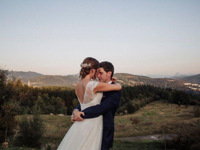 La boda de Endika y Elena en Bilbao, Vizcaya 162
