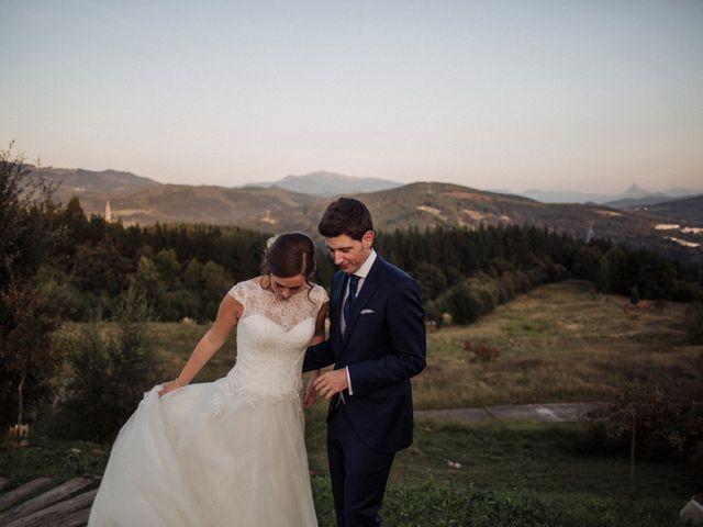 La boda de Endika y Elena en Bilbao, Vizcaya 164