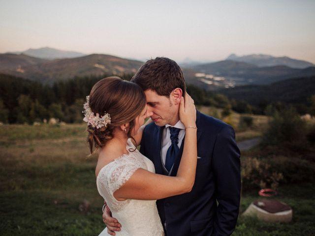 La boda de Endika y Elena en Bilbao, Vizcaya 166