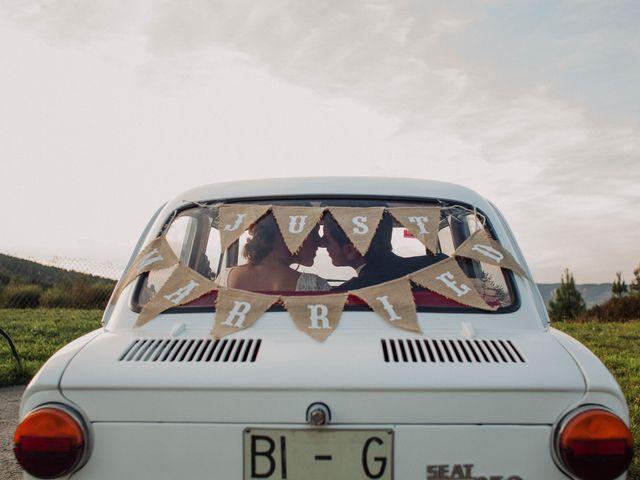 La boda de Endika y Elena en Bilbao, Vizcaya 170