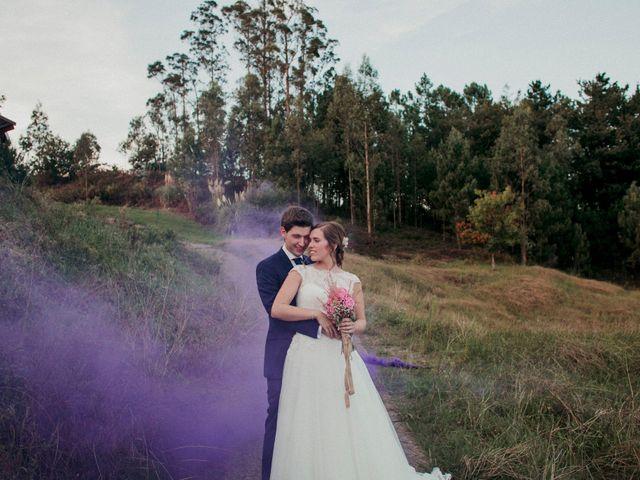 La boda de Endika y Elena en Bilbao, Vizcaya 174