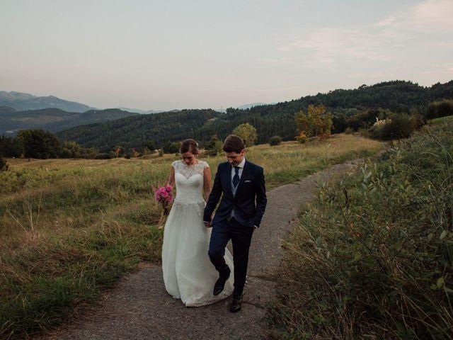 La boda de Endika y Elena en Bilbao, Vizcaya 178