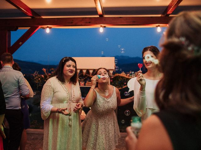 La boda de Endika y Elena en Bilbao, Vizcaya 180
