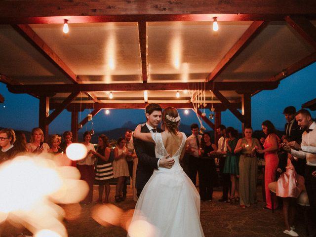 La boda de Endika y Elena en Bilbao, Vizcaya 181