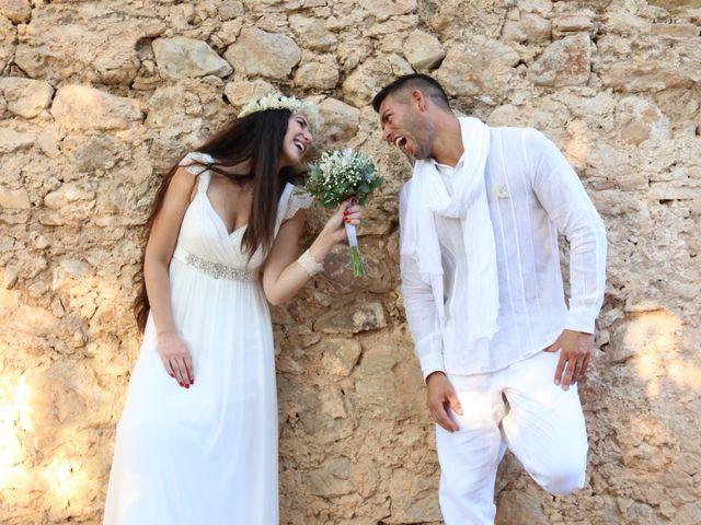 La boda de Violeta y Víctor