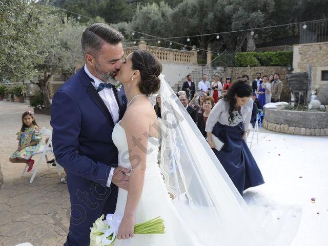 La boda de Luis  y Elo en Alaro, Islas Baleares 2