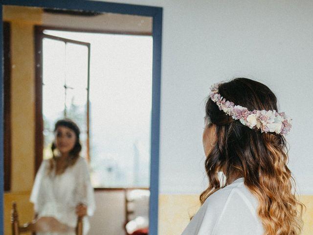 La boda de Cristina y Nico en Castellterçol, Barcelona 7