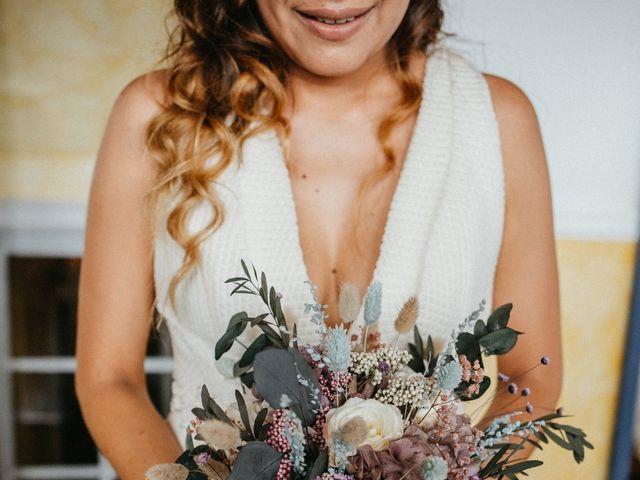 La boda de Cristina y Nico en Castellterçol, Barcelona 11