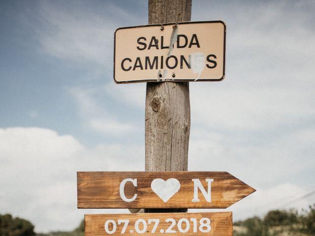La boda de Cristina y Nico en Castellterçol, Barcelona 13