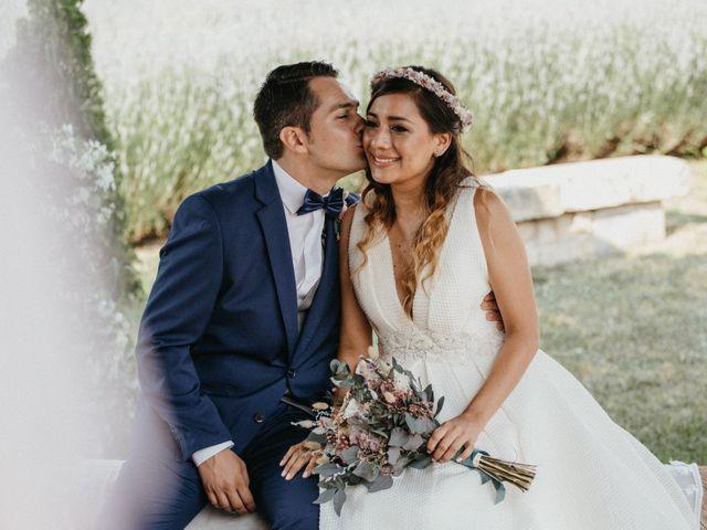 La boda de Cristina y Nico en Castellterçol, Barcelona 1