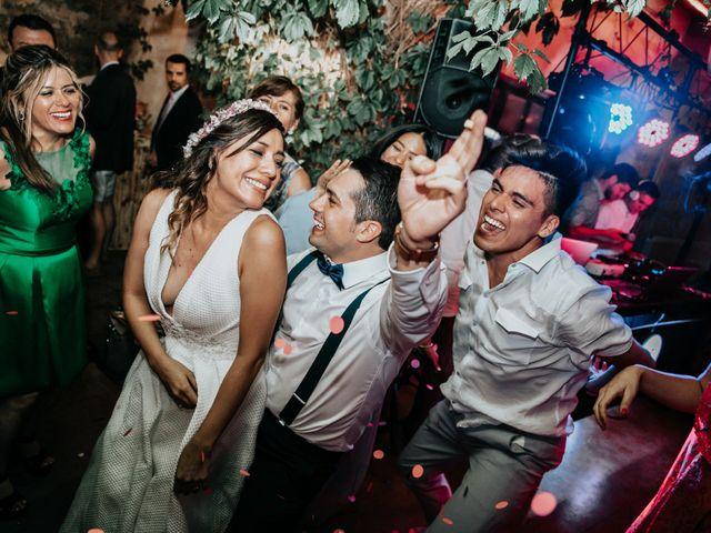 La boda de Cristina y Nico en Castellterçol, Barcelona 32