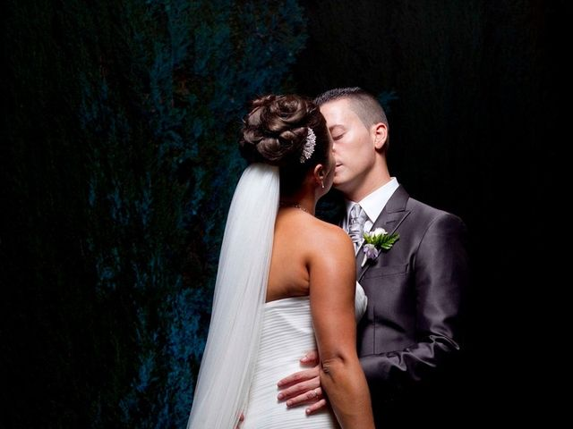 La boda de Josafat y Esther en La Perdoma, Santa Cruz de Tenerife 23