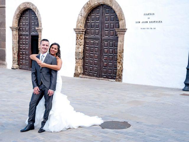 La boda de Josafat y Esther en La Perdoma, Santa Cruz de Tenerife 24