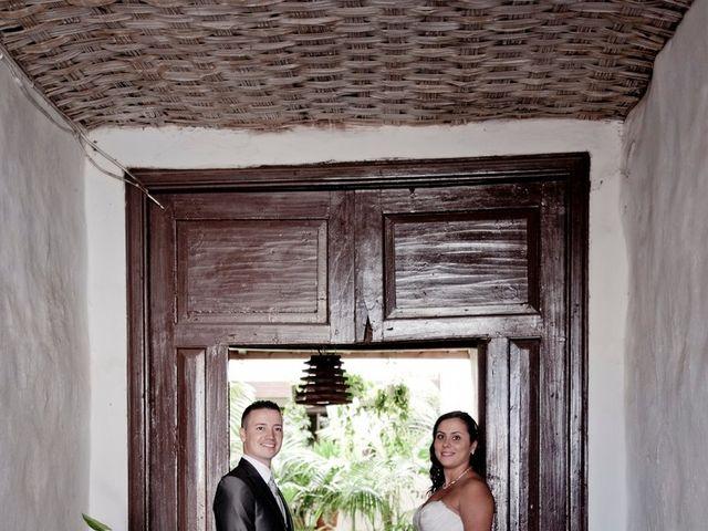 La boda de Josafat y Esther en La Perdoma, Santa Cruz de Tenerife 25