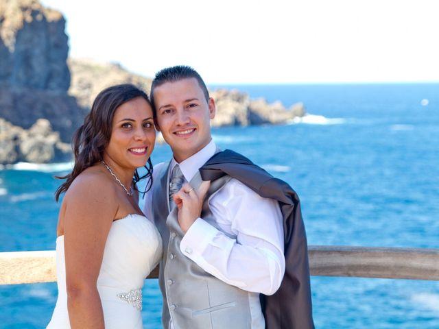 La boda de Esther y Josafat