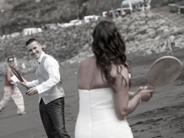 La boda de Josafat y Esther en La Perdoma, Santa Cruz de Tenerife 27