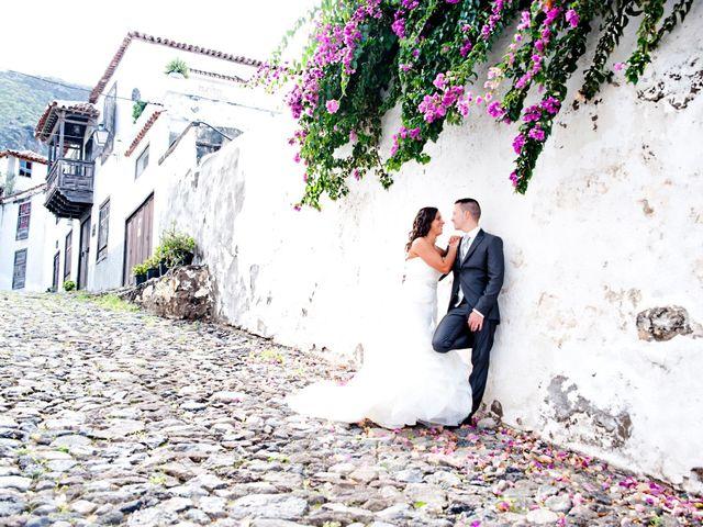 La boda de Josafat y Esther en La Perdoma, Santa Cruz de Tenerife 29