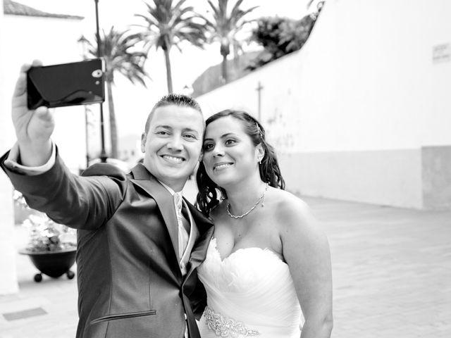 La boda de Josafat y Esther en La Perdoma, Santa Cruz de Tenerife 30