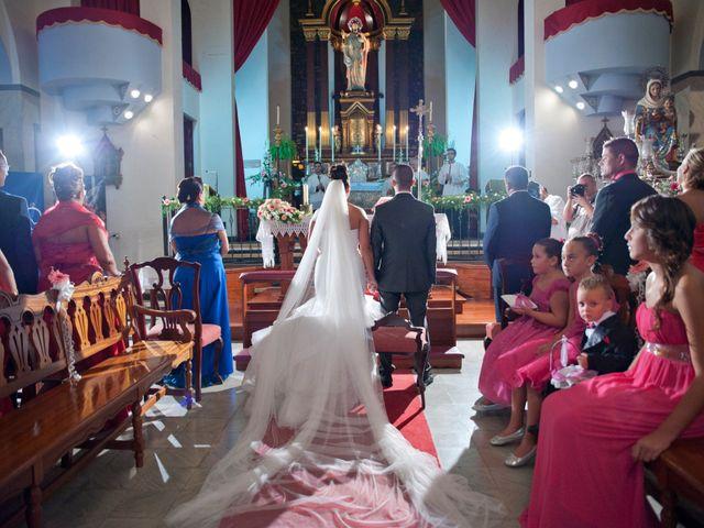 La boda de Josafat y Esther en La Perdoma, Santa Cruz de Tenerife 6