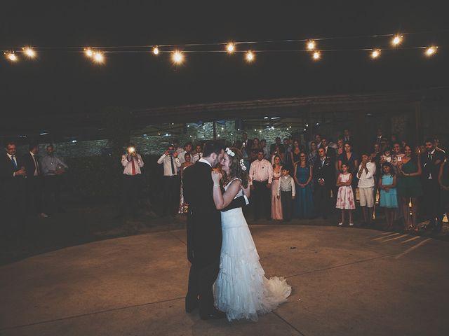 La boda de Cristiane y Adolfo