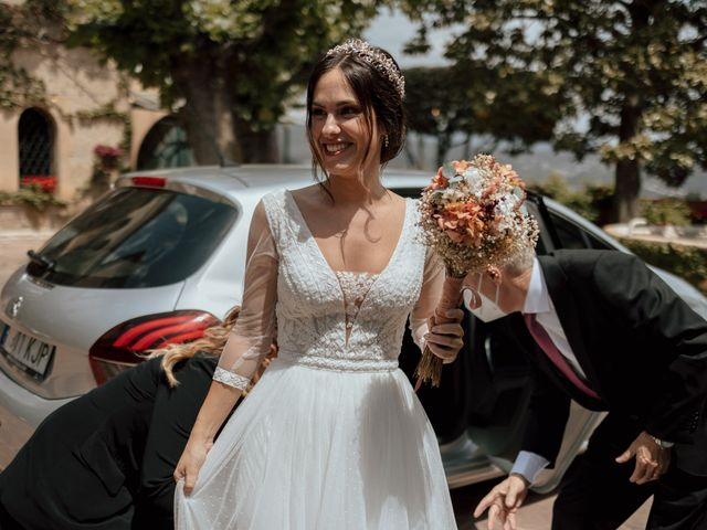 La boda de Marc y Bea en Bigues, Barcelona 6