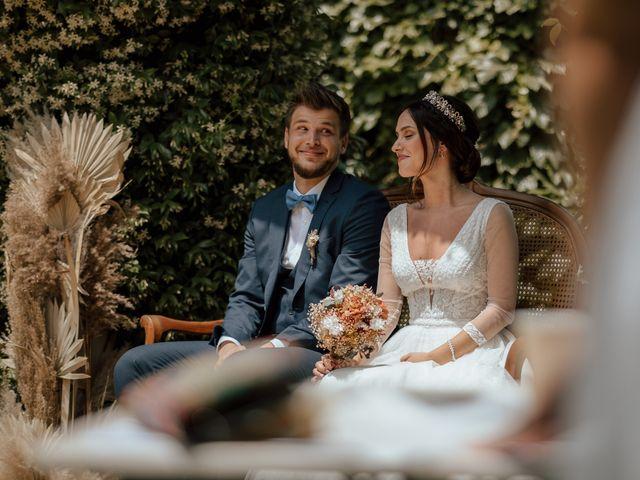 La boda de Marc y Bea en Bigues, Barcelona 7