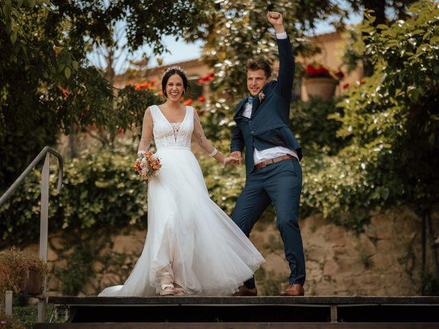 La boda de Marc y Bea en Bigues, Barcelona 13