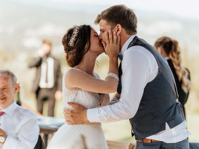 La boda de Bea y Marc