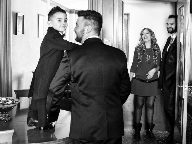 La boda de Rubén y Elena en Coslada, Madrid 11