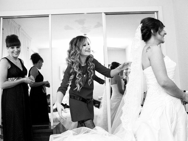 La boda de Rubén y Elena en Coslada, Madrid 20