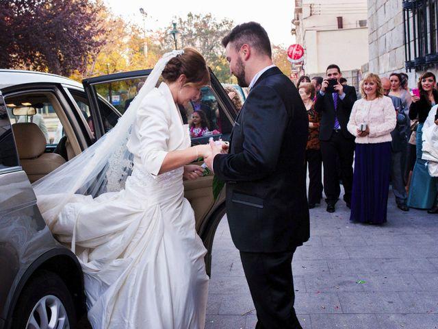 La boda de Rubén y Elena en Coslada, Madrid 30