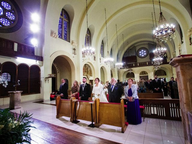 La boda de Rubén y Elena en Coslada, Madrid 31