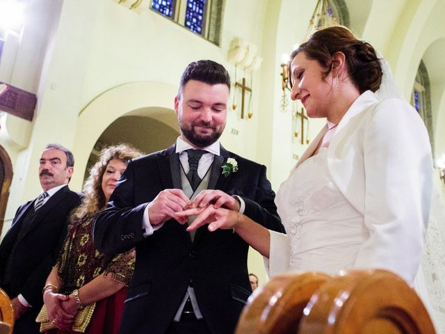 La boda de Rubén y Elena en Coslada, Madrid 34