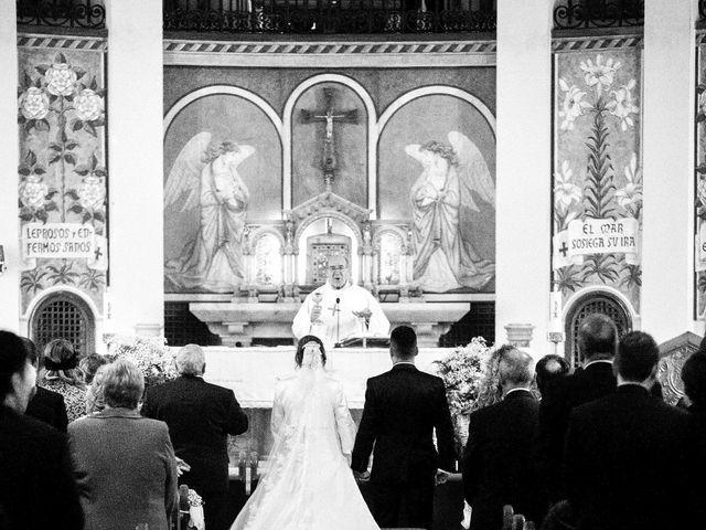 La boda de Rubén y Elena en Coslada, Madrid 35