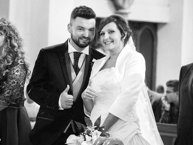 La boda de Rubén y Elena en Coslada, Madrid 36