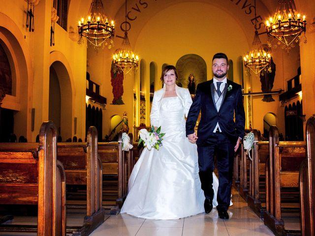 La boda de Rubén y Elena en Coslada, Madrid 37