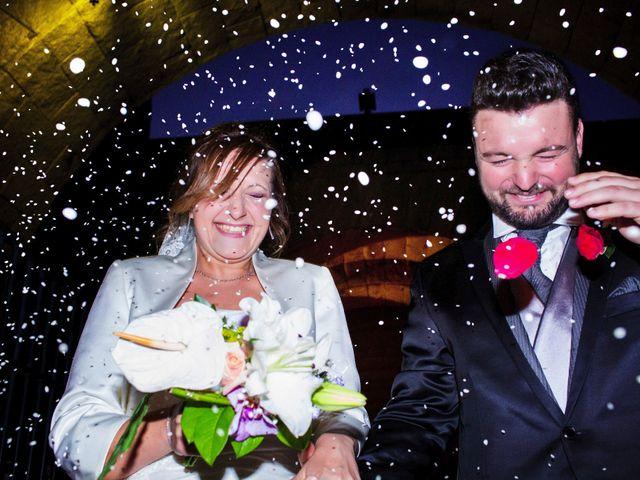 La boda de Rubén y Elena en Coslada, Madrid 39