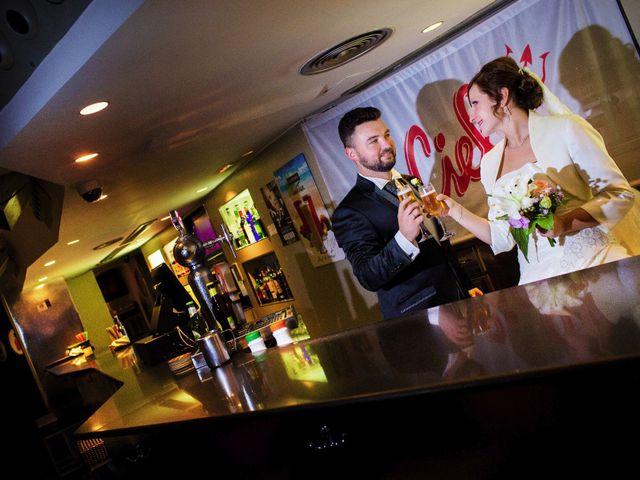 La boda de Rubén y Elena en Coslada, Madrid 41