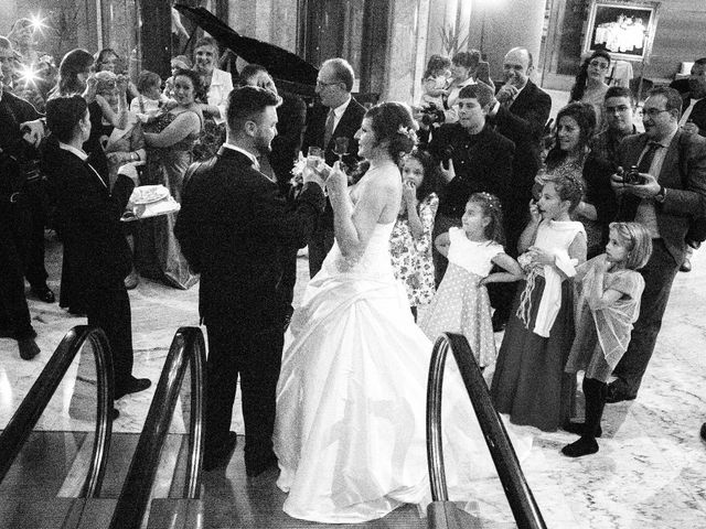 La boda de Rubén y Elena en Coslada, Madrid 43